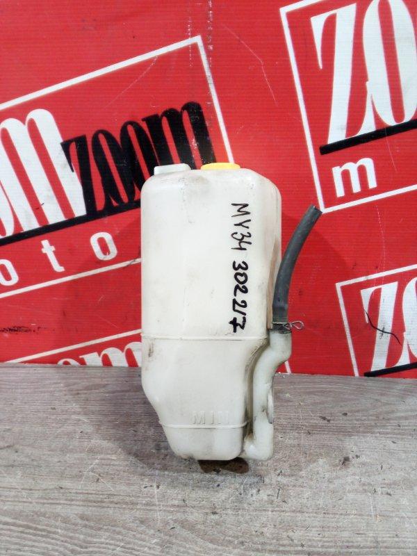Бачок расширительный Nissan Gloria MY34 VQ25DD 1999 передний