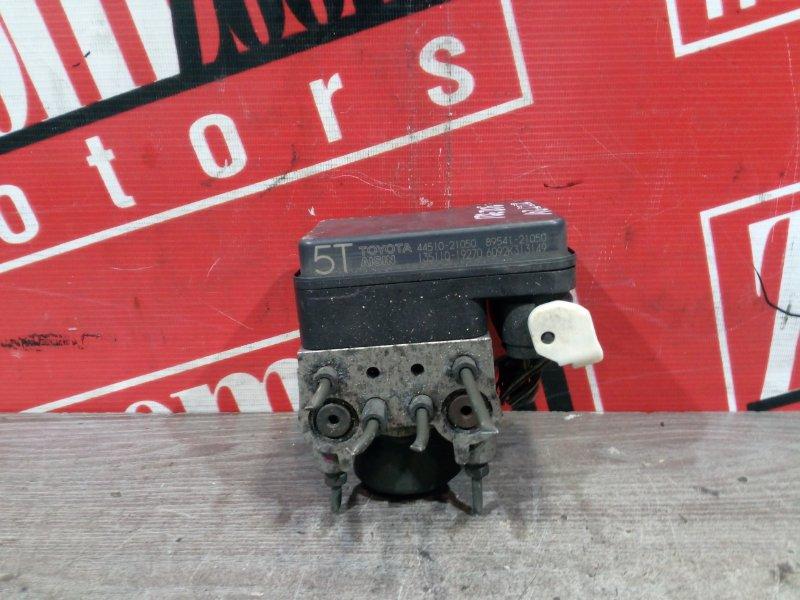 Блок abs (модулятор abs) Toyota Caldina ZZT241 1ZZ-FE 2002 передний 44510-21050