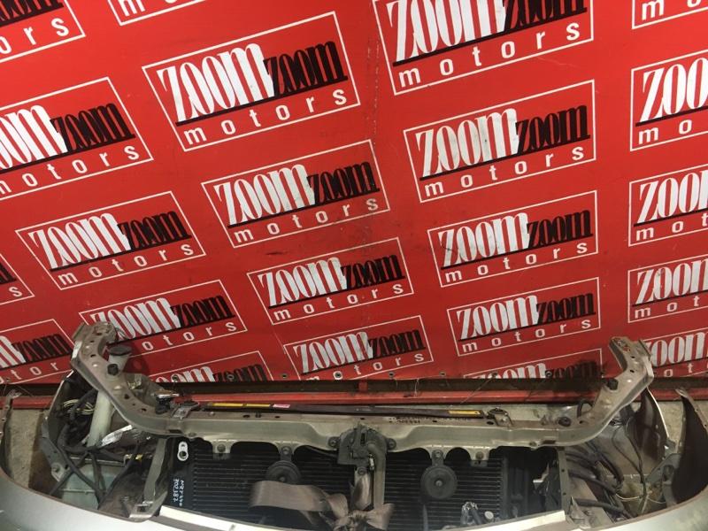 Рамка радиатора Toyota Allion ZZT240 1ZZ-FE 2001 передняя серый