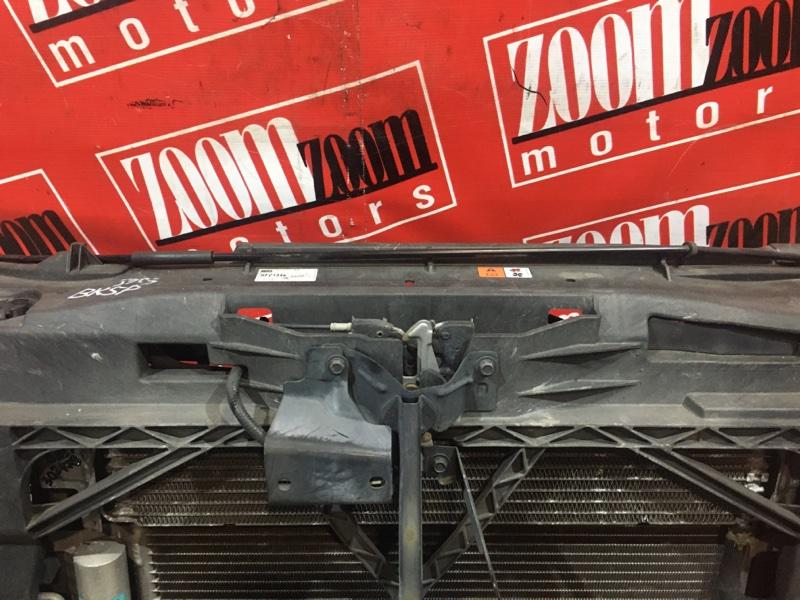 Радиатор акпп Mazda Axela BK5P ZY-VE 2003 передний