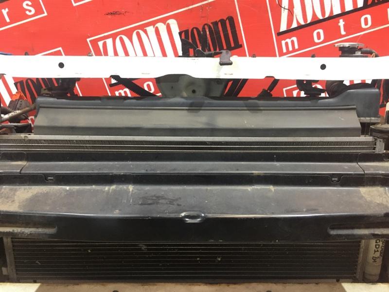 Радиатор кондиционера Honda Fit GD1 L13A `2003 передний