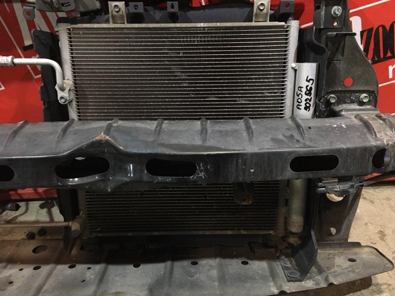 Радиатор кондиционера Mitsubishi Mirage A05A 3A90 2012 передний
