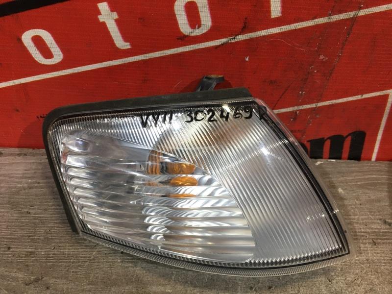 Поворотник (габарит) Nissan Ad VY11 QG13DE 1999 передний правый 34-32