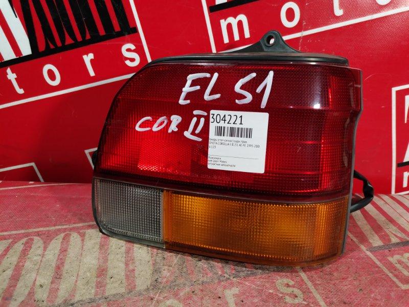 Фонарь (стоп-сигнал) Toyota Corolla Ii EL51 4E-FE 1995 задний правый 16-123
