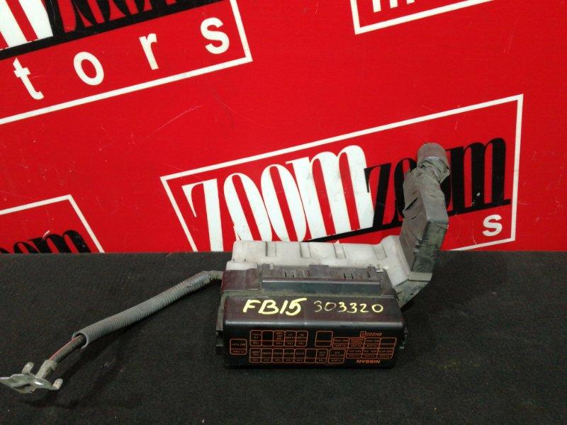 Блок реле и предохранителей Nissan Sunny FB15 QG15DE 2002