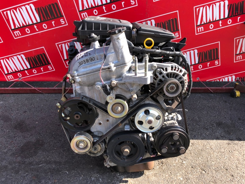 Двигатель Mazda Demio DY3W ZJ-VE 2002