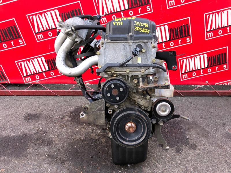 Двигатель Nissan Ad VY11 QG13DE 1999