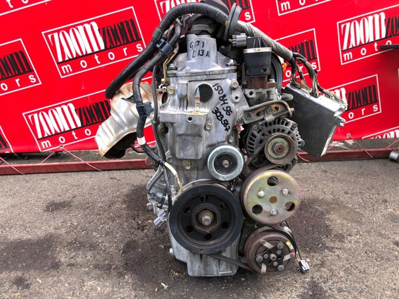 Двигатель Honda Fit GD1 L13A 2001