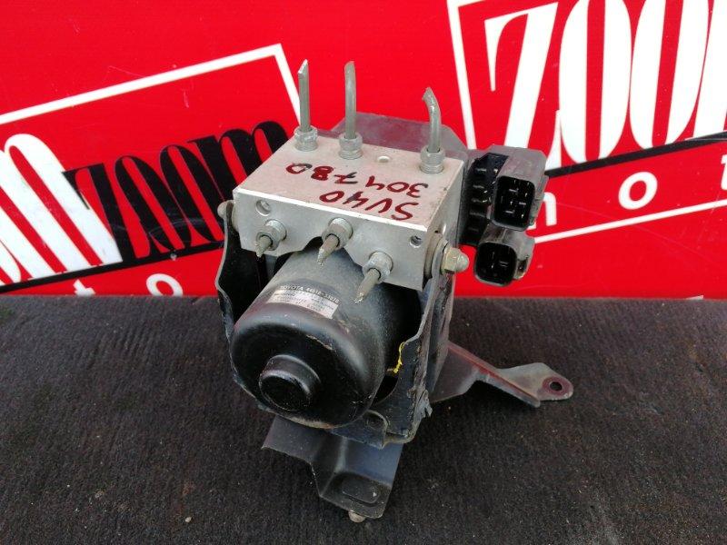 Блок abs (модулятор abs) Toyota Vista SV40 4S-FE 1994