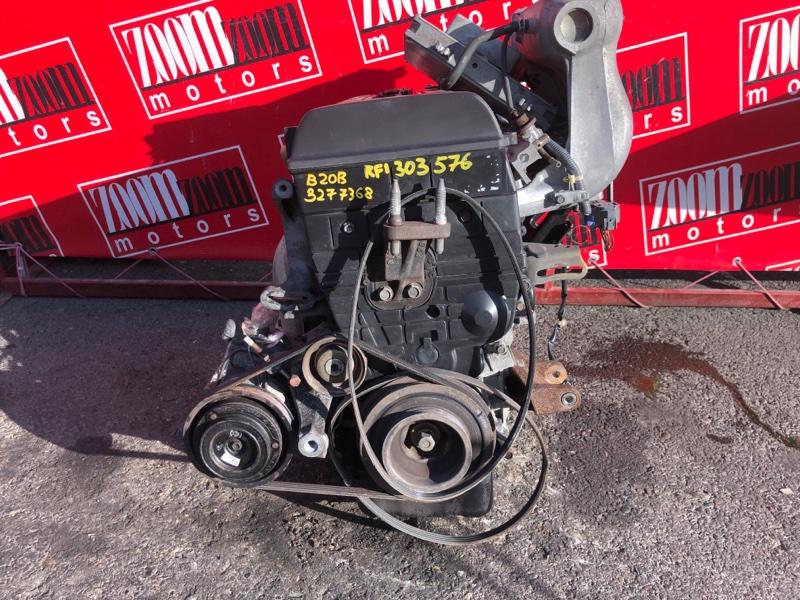 Двигатель Honda Stepwgn RF1 B20B 1996