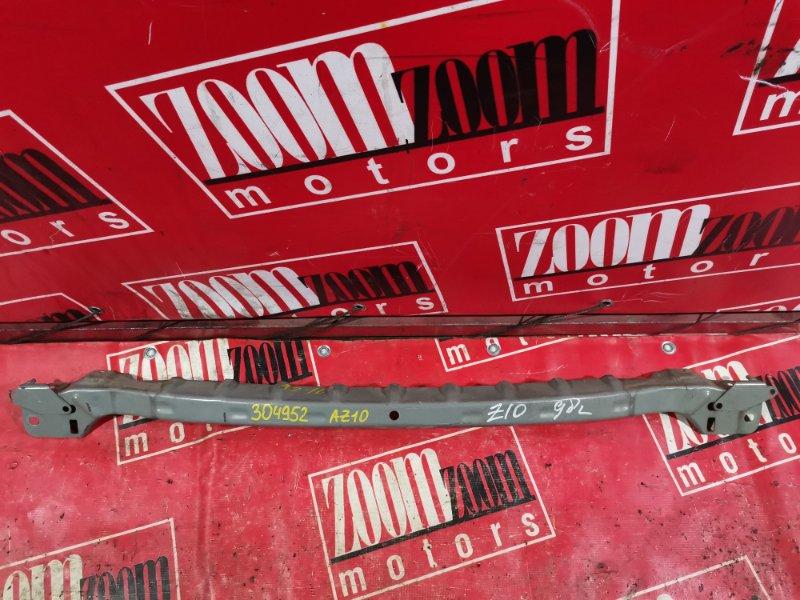 Усилитель бампера Nissan Cube AZ10 CG13DE 2000 верхний серебро