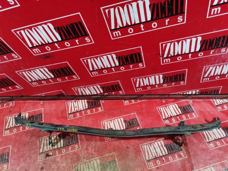 Усилитель бампера Nissan Ad WFY11 QG15DE 1999 верхний синий