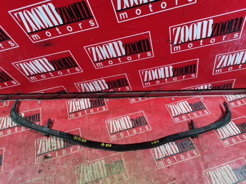 Усилитель бампера Honda Inspire UA4 J20A 1998 верхний черный