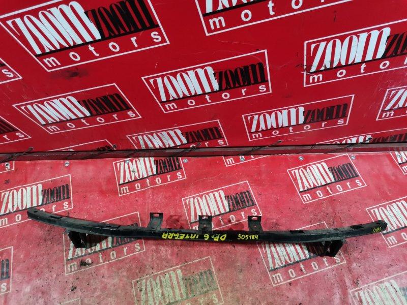 Усилитель бампера Honda Integra DB6 ZC 1995 верхний черный