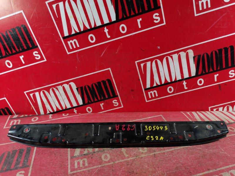 Усилитель бампера Mitsubishi Lancer Cedia CS2A 4G93 2000 передний черный