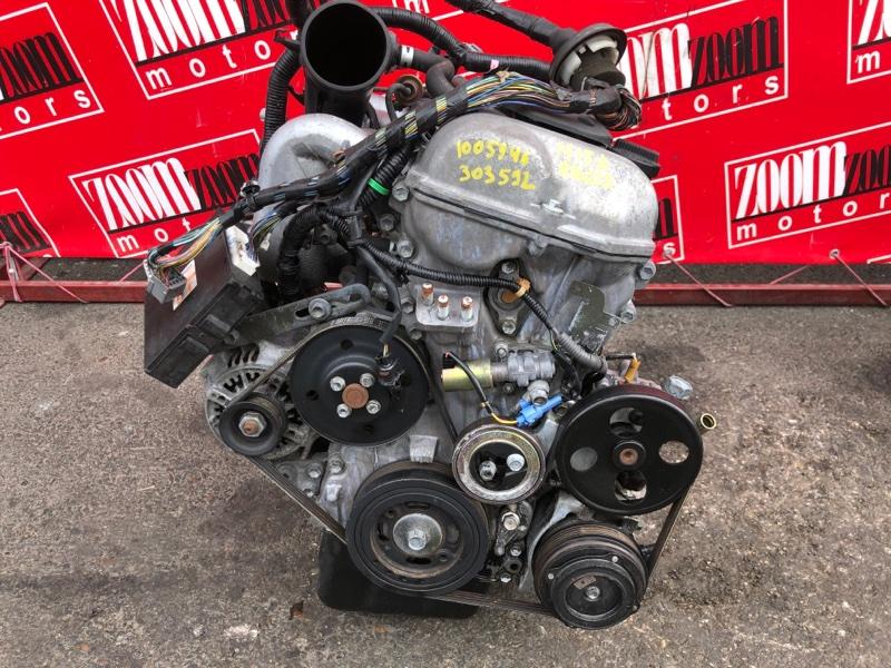 Двигатель Suzuki Aerio RB21S M15A 2000