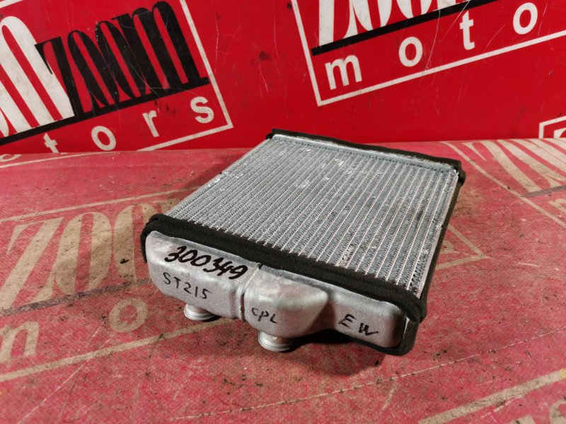 Радиатор отопителя Toyota Corona Premio ST210 3S-FSE 1999 передний
