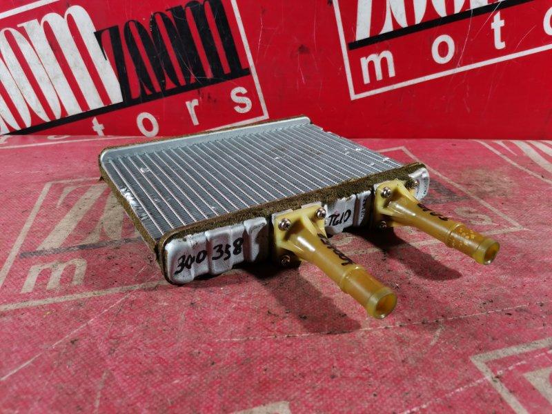 Радиатор отопителя Nissan Bluebird Sylphy TG10 QG18DE 2001 передний