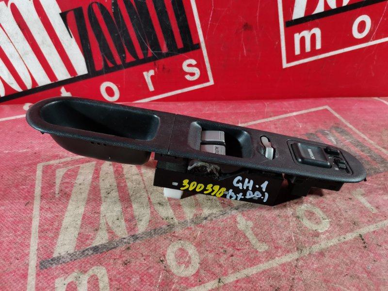 Блок управления стеклоподъемниками Honda Hr-V GH1 D16A 1998 передний правый