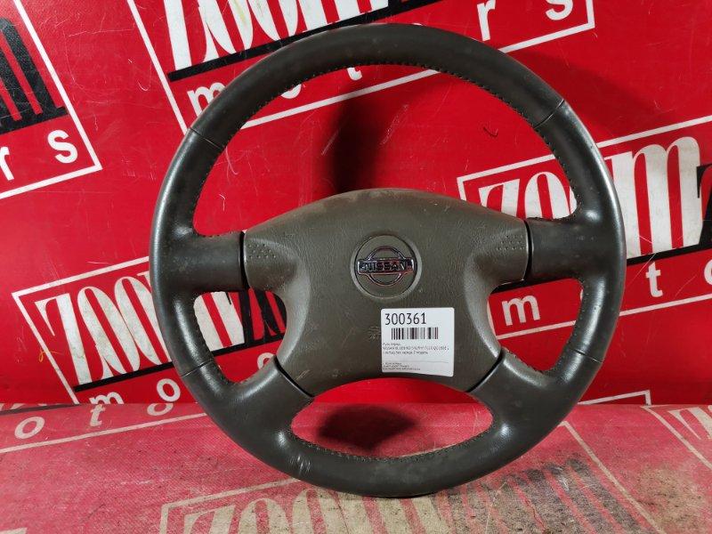 Руль Nissan Bluebird Sylphy TG10 QG18DE 2003 передний
