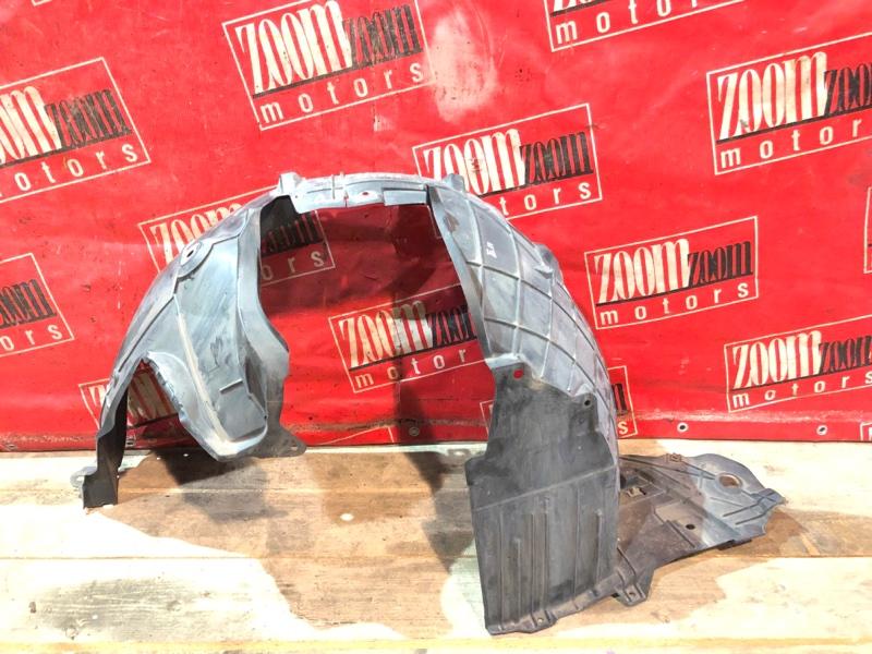 Подкрылок Nissan Note E11 HR15DE 2004 передний левый