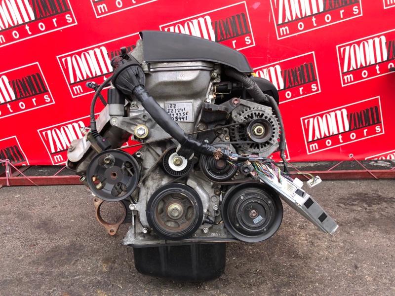 Двигатель Toyota Caldina ZZT241W 1ZZ-FE 2002