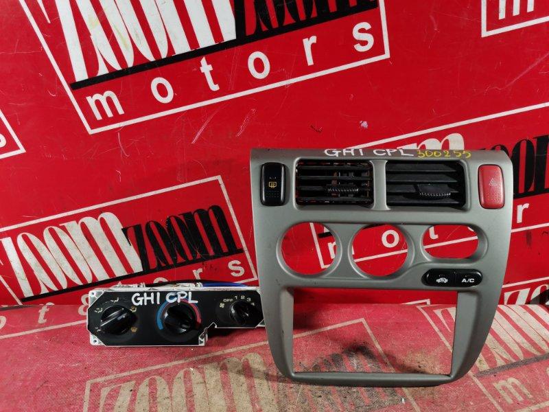Блок управления отоплением и вентиляцией Honda Hr-V GH1 D16A 1998