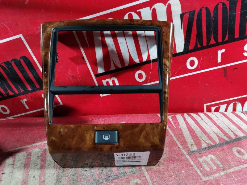 Рамка (консоль магнитофона) Nissan Bluebird Sylphy TG10 QG18DE 2001 передняя