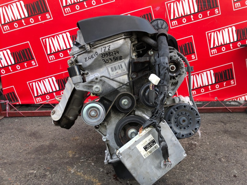 Двигатель Toyota Wish ZNE10G 1ZZ-FE 2005