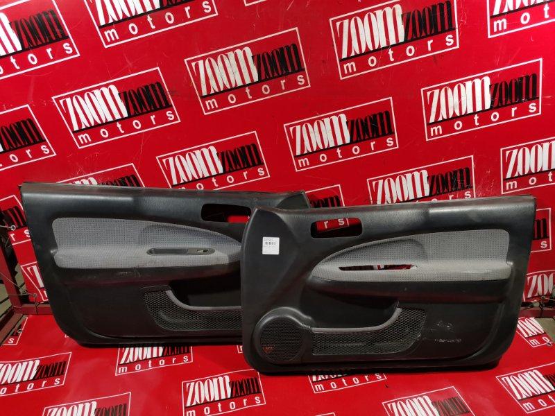 Обшивка двери Honda Hr-V GH1 D16A 1998