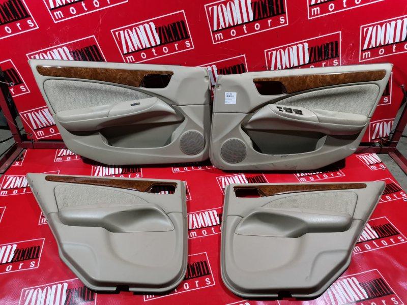 Обшивка двери Nissan Bluebird Sylphy TG10 QG18DE 2001