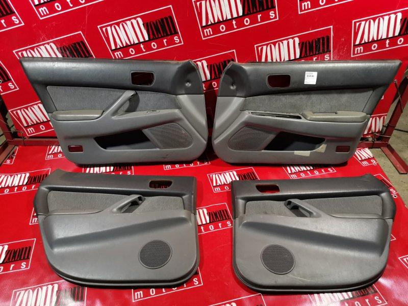 Обшивка двери Toyota Vista SV40 4S-FE 1994