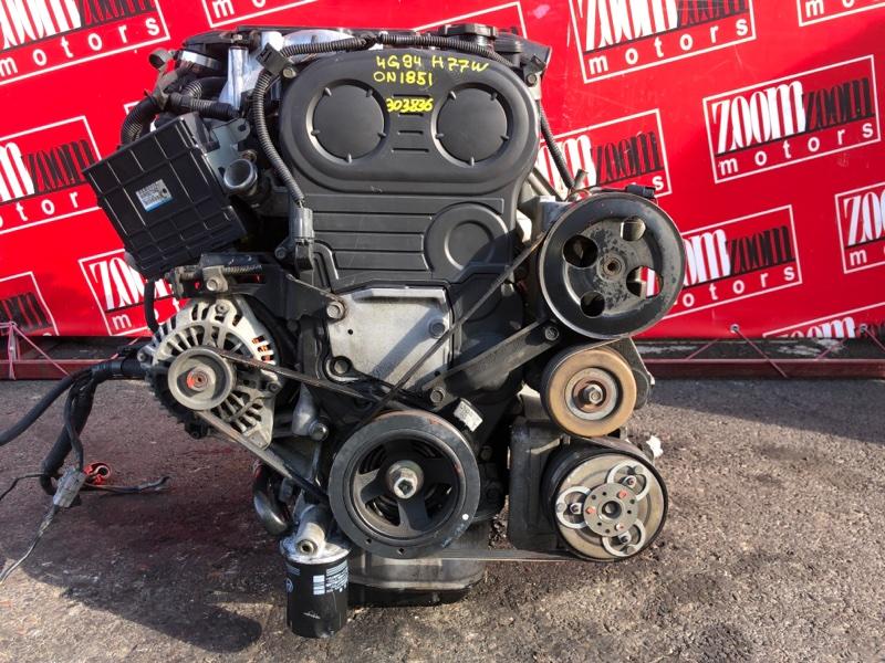 Двигатель Mitsubishi Pajero Io H77W 4G94 2000