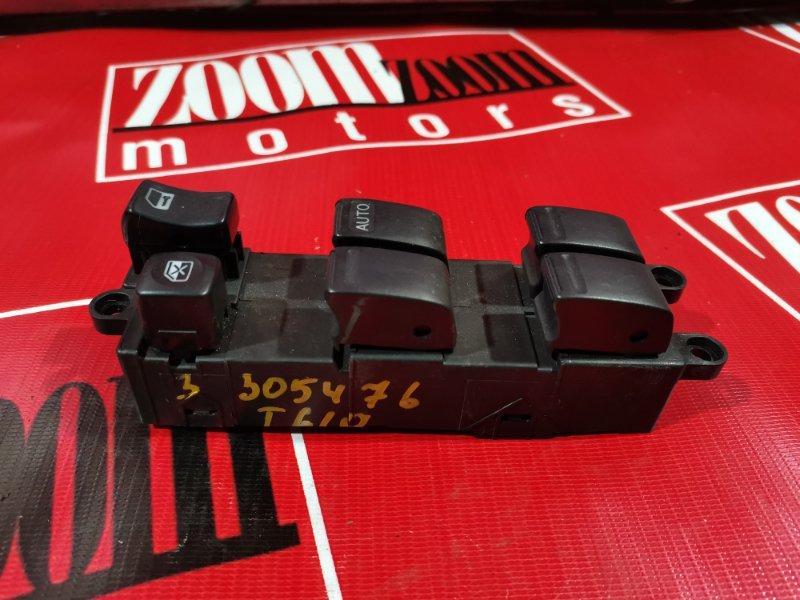 Блок управления стеклоподъемниками Nissan Bluebird Sylphy TG10 QG15DE 2001 передний правый