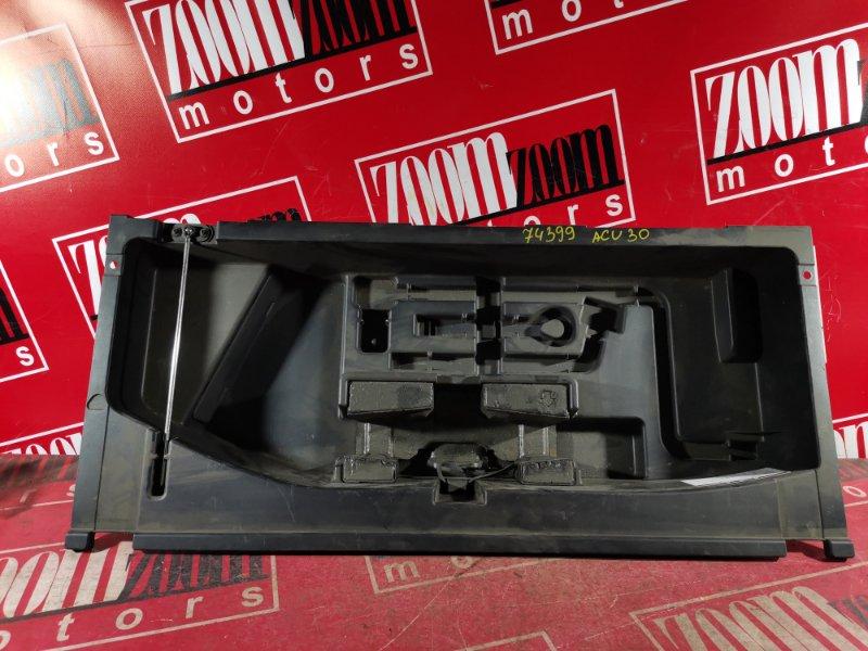 Ящик для инструментов Toyota Harrier MCU36 1MZ-FE 2003