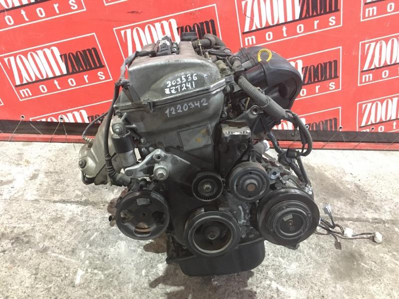 Двигатель Toyota Caldina ZZT241 1ZZ-FE 2002 №1220342