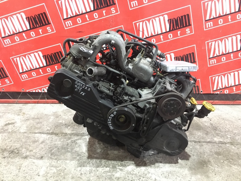 Двигатель Subaru Impreza GG2 EJ15 2000 №B229200
