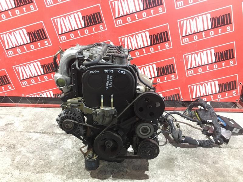 Двигатель Mitsubishi Rvr N61W 4G93 1997 №KH9613