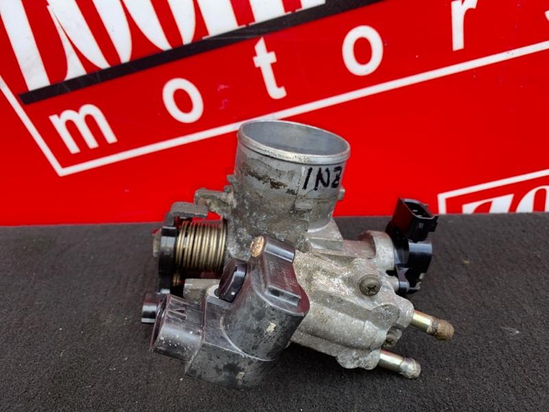 Заслонка дроссельная Toyota Probox NCP51V 1NZ-FE 2002