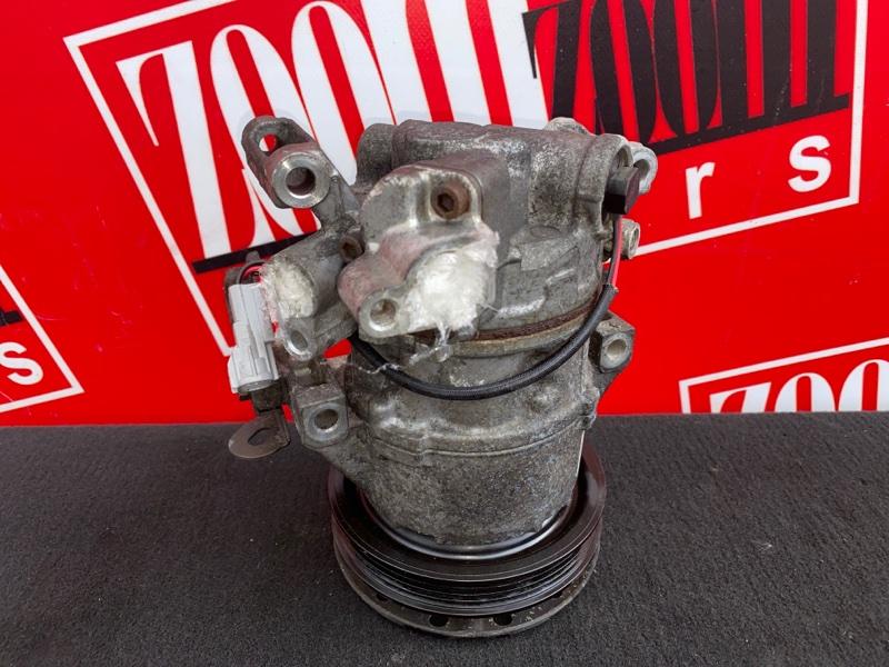 Компрессор кондиционера Toyota Probox NCP51V 1NZ-FE 2002