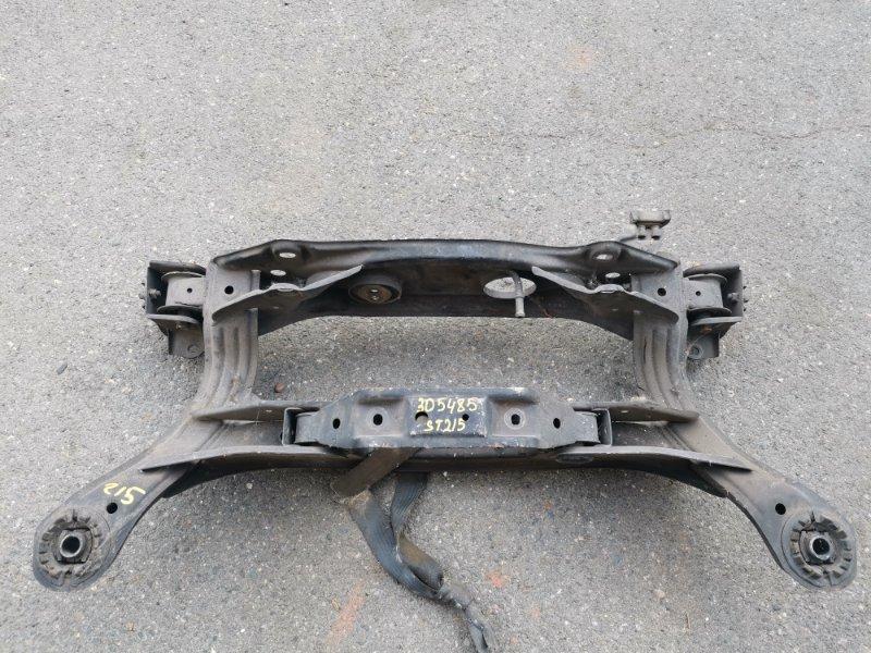 Балка поперечная Toyota Caldina ST215 3S-FE 1997 задняя