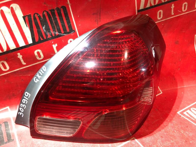 Фонарь (стоп-сигнал) Toyota Verossa GX110 1G-FE 2001 задний правый 22-311