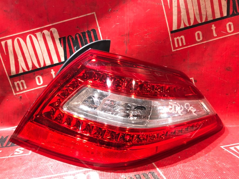 Фонарь (стоп-сигнал) Nissan Teana J32 VQ25DE 2008 задний правый 72-71