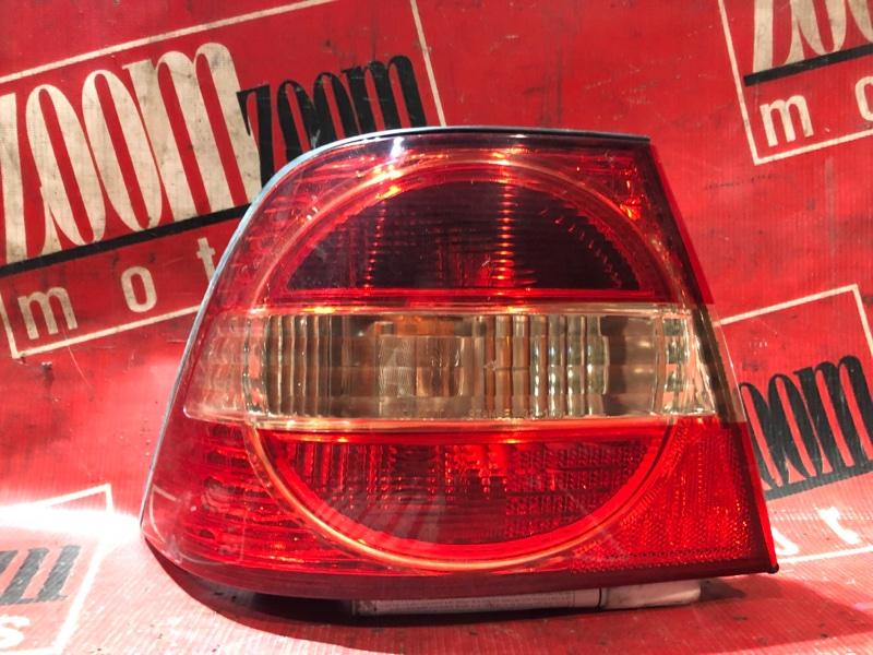 Фонарь (стоп-сигнал) Toyota Vista ZZV50 1ZZ-FE 1998 задний левый