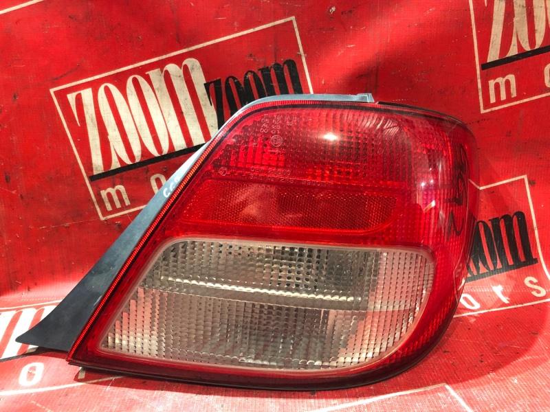 Фонарь (стоп-сигнал) Subaru Impreza GG2 EJ15 2000 задний правый 26-060