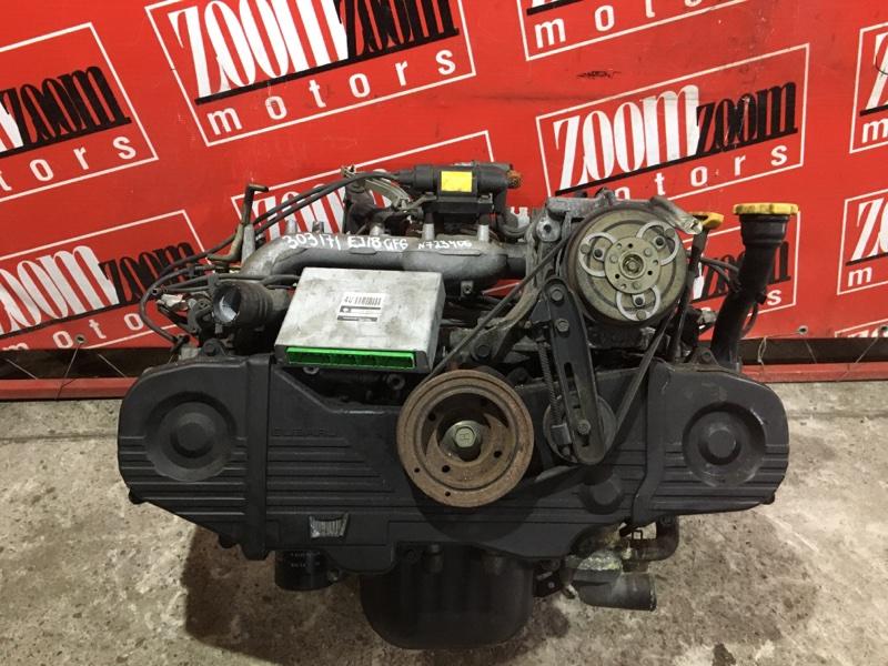 Двигатель Subaru Impreza GF6 EJ18 1996 №723406