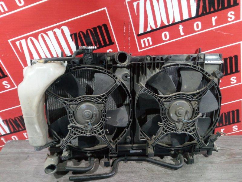 Радиатор двигателя Subaru Impreza GG2 EJ15 2000 передний