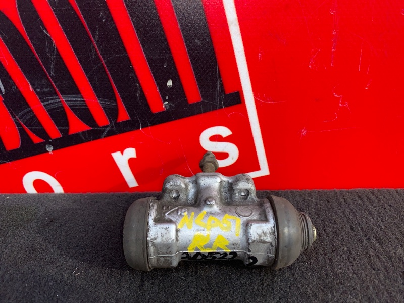 Рабочий тормозной цилиндр Toyota Probox NCP51V 1NZ-FE 2002 задний правый