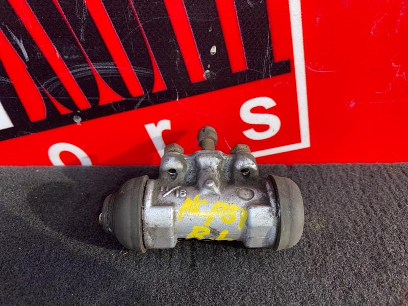 Рабочий тормозной цилиндр Toyota Probox NCP51V 1NZ-FE 2002 задний левый
