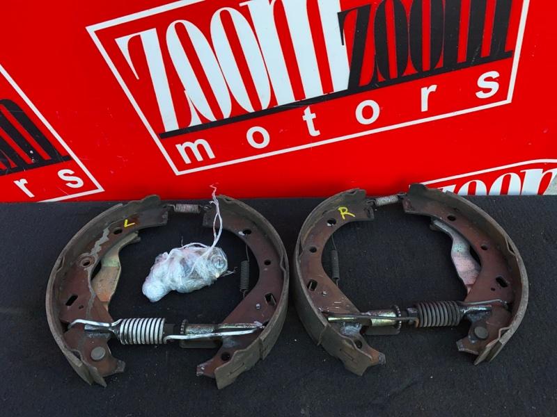 Колодки тормозные Toyota Probox NCP51V 1NZ-FE 2002 задние